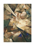 Radiating World (Merzbild 31B), 1920 Giclee Print by Kurt Schwitters