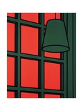 Interior: Evening, 1971 Giclee Print by Patrick Caulfield