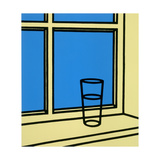 Oh! Helen, I Roam My Room, 1973 Giclee Print by Patrick Caulfield
