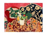 Spanish Still Life, 1910 Impressão giclée por Henri Matisse