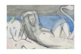 The Abduction of Europa, 1929 Giclée-trykk av Henri Matisse