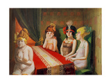 Le Salon, 1927 Giclee Print by Otto Dix