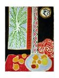Still Life with Pomegranates, 1947 Giclée-trykk av Henri Matisse