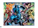 Green Lantern: Blackest Night Protagonists (Color) Prints