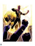 Green Lantern: Green Lantern: Sinestro and Kilowog (Color) Posters