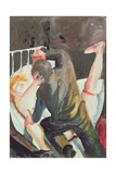 The Rape, 1927 Giclee Print by Otto Dix
