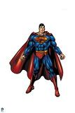Superman: Superman Front View Prints