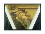 The Hand of the Violinist, 1912 Giclée-trykk av Giacomo Balla