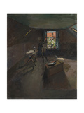 Studio under the Eaves, c.1903 Giclee Print by Henri Matisse