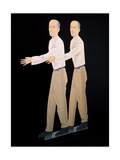 Francesco, 1992 Giclee Print by Alex Katz