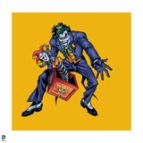Batman: The Joker Standing Print