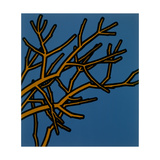 All the Benches are Wet, the Woods are So Rusty, 1973 Giclee Print by Patrick Caulfield