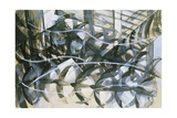 Flight of the Swallows, 1913 Giclée-trykk av Giacomo Balla