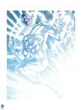 Green Lantern: White Lantern: Sinestro (Color) Prints