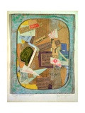Invisible Ink, 1947 Giclee Print by Kurt Schwitters
