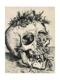 Der Tod Giclée-Druck von Otto Dix