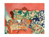 Seville Still Life, 1910 Gicléedruk van Henri Matisse