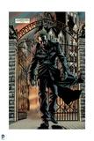 Batman: The Joker Staring Down Art