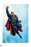 Superman: Superman Flying Posters