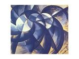 Everything Moves, 1913 Impression giclée par Giacomo Balla