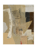Mier Bitte, 1946 Giclee Print by Kurt Schwitters