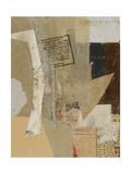 Mier Bitte, 1946 Impressão giclée por Kurt Schwitters
