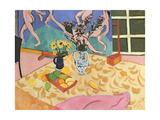 Still Life with 'Dance', 1909 Impression giclée par Henri Matisse
