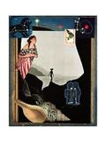 Penny Arcade, c.1962 Gicléetryck av Joseph Cornell