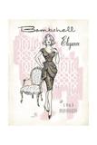Bombshell Elegance Poster by Chad Barrett
