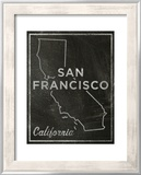 San Francisco, California Prints by John W. Golden