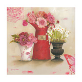My Favourite Flower Shop Giclee Print by Kathryn White