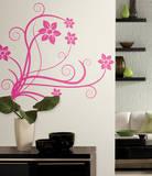 Deco Swirl Peel & Stick Wall Decals Wall Decal