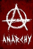 Anarchy Symbol Resistance Art