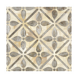 Natural Moroccan Tile 1 Kunstdrucke von Hope Smith