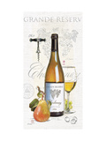 Grand Reserve Chardonnay Entoca Art by Chad Barrett
