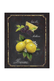 Heritage Lemons Giclee Print by Chad Barrett