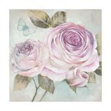 Rose Shimmer Affiches par Stefania Ferri