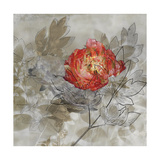 Nouveau Rose 2 Prints by Matina Theodosiou