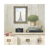 Paris Traveler Giclee Print by Arnie Fisk