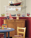 Ship Shape Peel & Stick Wall Decals Wall Decal