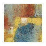 Linear Yellow 1 Giclée-Druck von Gabriela Villarreal