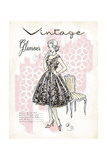 Vintage Glamour Prints by Chad Barrett