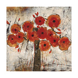 Abundant Poppies 2 Posters by  Carmon