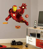 IronMan Peel & Stick Giant Wall Decal Wall Decal
