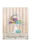 French Macaroons 2 Reproduction procédé giclée par Arnie Fisk