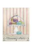 French Macaroons 2 Giclee Print by Arnie Fisk