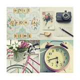 Once Upon a Time Prints by Vicki Dvorak