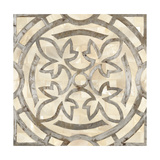 Natural Moroccan Tile 3 Prints by Hope Smith
