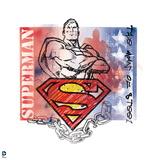 Superman: Superman - The Man of Steel Prints