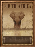 South Africa Prints by Ben James